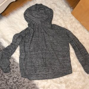 American Eagle Outfitters Tops - Gray AE Hoodie